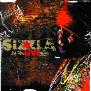 Sizzla Da Real Live Thing