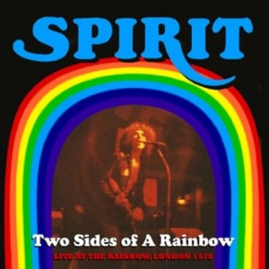 Spirit Two Sides Of The Rainbow