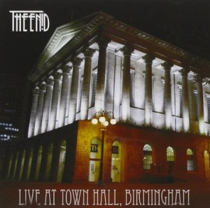 The Enid Live At The Town Hall Birmingham