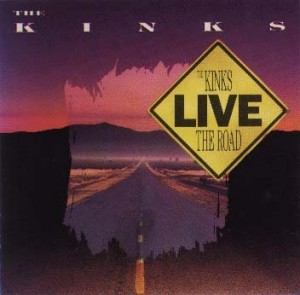 The Kinks Live The Road