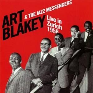Art Blakey Live in Zurich 1958