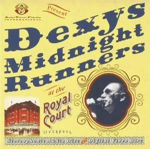 Dexys Midnight Runners At The Royal Court