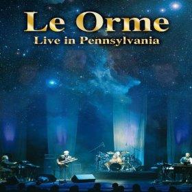 Le Orme Live In Pennsylvania