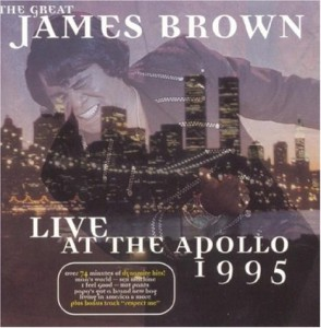 James Brown Live At The Apollo 1995