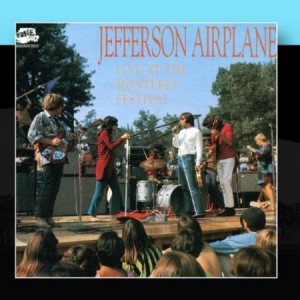 Jefferson Airplane Live At The Monterey Festival