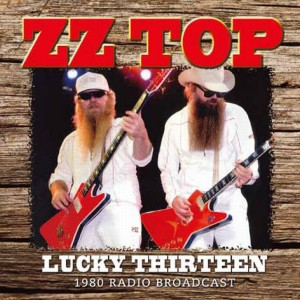 ZZ Top Lucky Thirteen