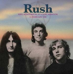 Rush Kiel Auditorium St Louis MI Feb 14th 1980