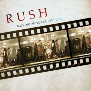 Rush Moving Pictures Live 2011