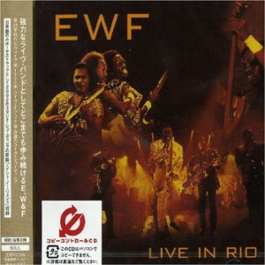 Earth Wind & Fire Live In Rio