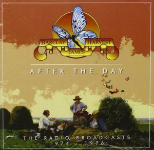 Barclay James Harvest After The Day The Radio Broadcasts 1974 to 1976