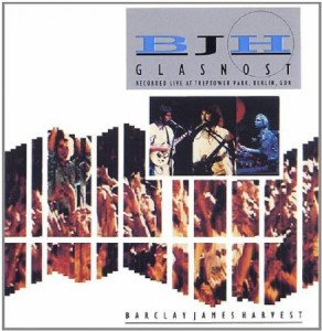 Barclay James Harvest Glasnost