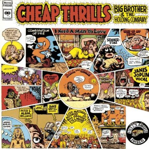 Big Brother and the Holding Company Cheap Thrills