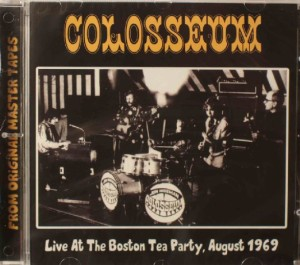 Colosseum Live At The Boston Tea Party August 1969