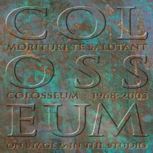 Colosseum Morituri Te Salutant