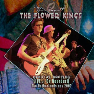The Flower Kings Tour Kaputt