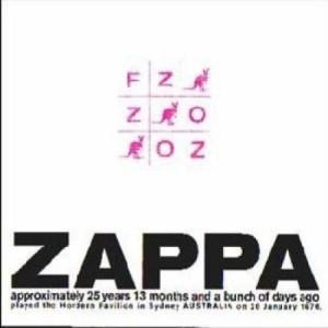 Frank Zappa FZ:OZ