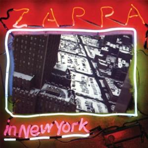 Frank Zappa In New York