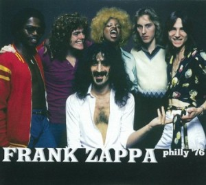 Frank Zappa Philly 76