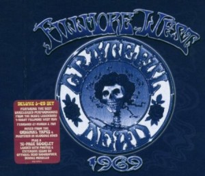 Grateful Dead Fillmore West 1969