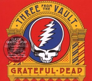 Grateful Dead Three From The Vault