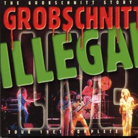 Grobschnitt The Grobschnitt Story Vol 4 Illegal Tour 1981