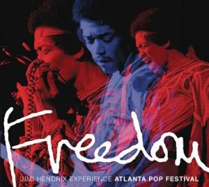 Jimi Hendrix Freedom Atlanta Pop Festival