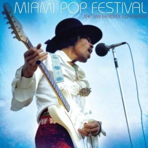 Jimi Hendrix Miami Pop Festival