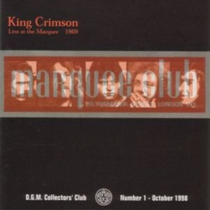 King Crimson Live At The Marquee
