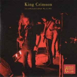King Crimson Live at Plymouth Guildhall