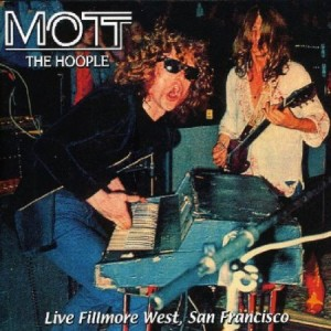 Mott The Hoople Live Fillmore West San Francisco