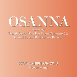 Osanna Prog Exhibition 2010 Live In Rome