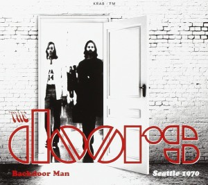 The Doors Backdoor Man Seattle 1970