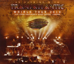 Transatlantic Whirld Tour 2010