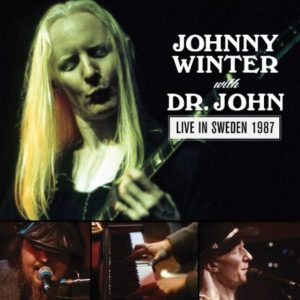 Johnny Winter With Dr John Live In Sweden 1987