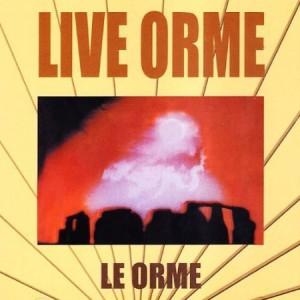 Le Orme Live Orme