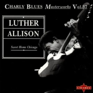 Luther Allison Power Wire Blues