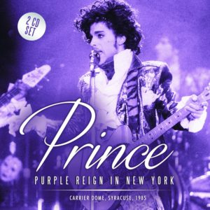 Prince Purple Reign In New York