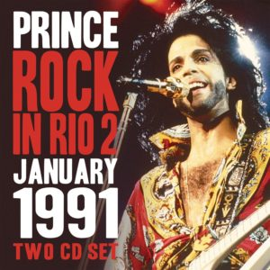 Prince Rock In Rio