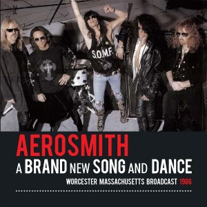 Aerosmith A Brand New Song and Dance 1986