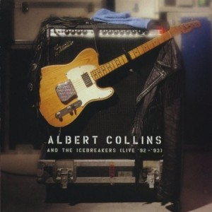 Albert Collins Live 92 - 93