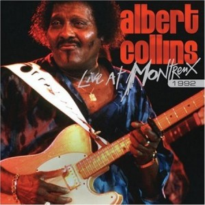 Albert Collins Live At Montreux 1992