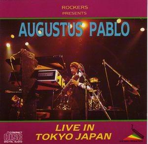 Augustus Pablo Live in Tokyo Japan