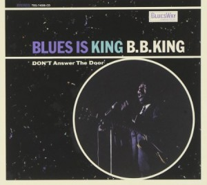 BB King Blues Is King