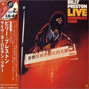 Billy Preston Live European Tour