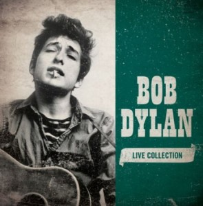 Bob Dylan Live Collection 4 CD Set