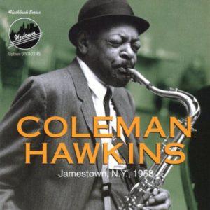 Coleman Hawkins Jamestown NY 1958