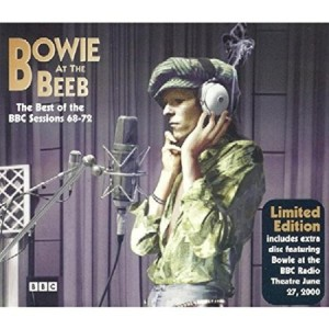 David Bowie Bowie At The Beeb 3 CD version