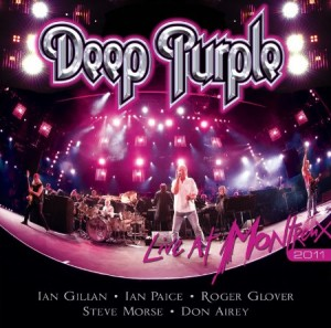 Deep Purple Live at Montreux 2011