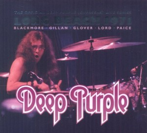 Deep Purple Long Beach 1971