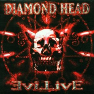 Diamond Head Evil Live